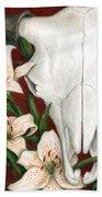 Buffalo Lilies Bath Towel