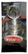 Bugatti Type 35 Bath Towel