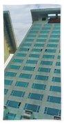 Buildings In China Bath Towel