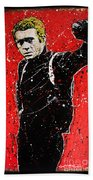 Bullitt IIi Bath Towel by Chris Mackie