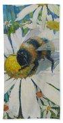 Bumblebee Bath Towel