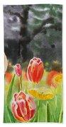 Bunch Of Tulips IIi Bath Towel
