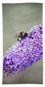 Busy Busy Bee Bath Towel