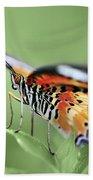 Butterfly 008 Bath Towel