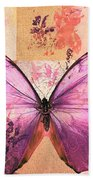 Butterfly Art - Sr51a Bath Towel