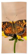 Butterfly Baby Bath Towel