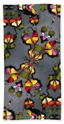 Butterfly Exodus Bath Towel