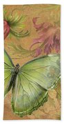 Butterfly Inspirations-a Bath Towel
