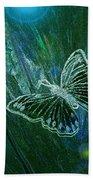 Butterfly Magic By Jrr Bath Towel