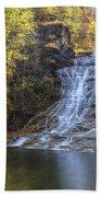 Buttermilk Falls Autumn Bath Towel