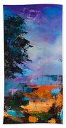 By The Canyon Bath Towel