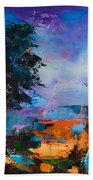 By The Canyon Hand Towel