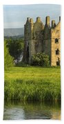 By The River Suir Bath Towel