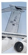 C-17 Globemaster Bath Towel