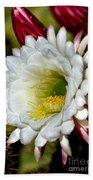 Cacti Flora Bath Towel