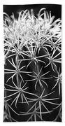 Cactus Thorn Pattern Bath Towel