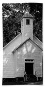 Cades Cove Missionary Baptist Church Bath Towel