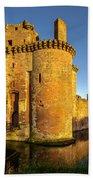 Caerlaverock Castle - 2 Bath Towel