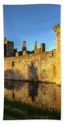 Caerlaverock Castle - 3 Bath Towel