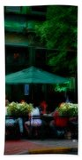 Cafe Alfresco Bath Towel
