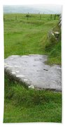 Cairn T At Loughcrew Bath Towel