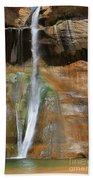 Calf Creek Falls 2 Bath Towel