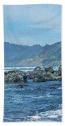 California Beaches 3 Bath Towel