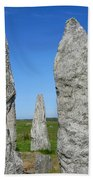 Callanish Stone Circle Bath Towel