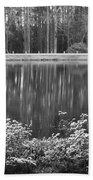 Callaway Garden Reflection Pond Bath Towel
