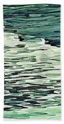 Calm Shores Bath Towel