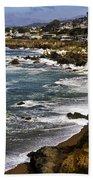 Cambria Coastline Bath Towel