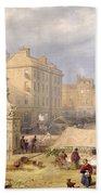 Cambridge Market Place, 1841 Bath Towel