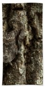 Camo Moth Bath Towel
