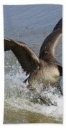 Canada Goose Touchdown Bath Towel