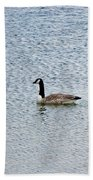 Canadian Goose 2 Bath Towel