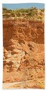Canyonlands In West Texas Bath Towel