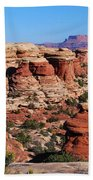 Canyonlands National Park Bath Towel