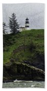 Cape Disappointment  Bath Towel