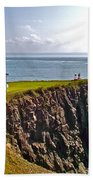 Cape D'or Lighthouse-ns Bath Towel