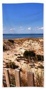 Cape Henlopen Overlook Bath Towel