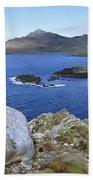 Cape Horn National Park Patagonia Bath Towel