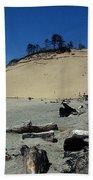 Cape Kiwanda Sand Dune Bath Towel