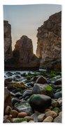 Cape Roca I Bath Towel