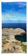 Cape Sandalo - Carloforte Bath Towel