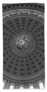 Capitol Dome - Wisconsin Bath Towel