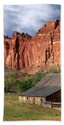 Capitol Reef Homestead Bath Towel
