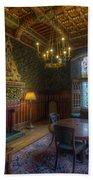 Cardiff Castle Apartment Dining Room Bath Towel