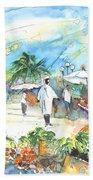 Caribbean Market Bath Towel