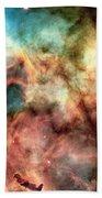 Carina Nebula - Deep Space Bath Towel