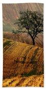 Carpet Fields Of Moravia Bath Towel